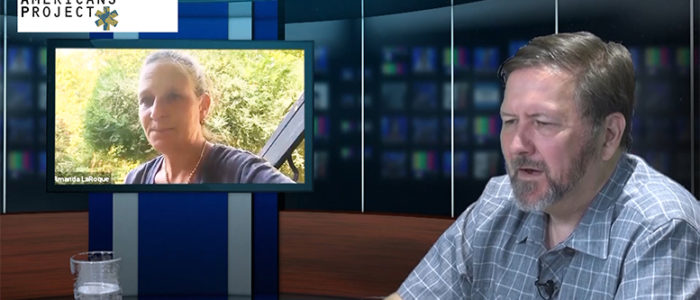 Jeff Dunsavage interviews Amanda LaRoque, who was falsely imprisoned for more than a week on drug smuggling charges in Honduras.