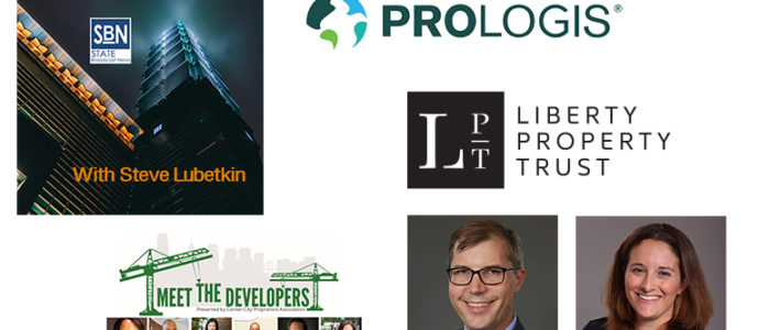 "This week's edition of the CRE News Hour looks at the Prologis acquisition of Liberty Property Trust. We also speak with jim Lapides and Caitlin Walter of the National Multifamily Housing Council, and share excerpts from the Center City Proprietors Association's ""Meet the Developers Panel"" held October 31"