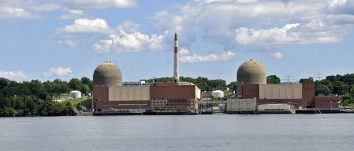 Indian Point Nuclear Plant, Tony Fischer photo/Flickr.com via Creative Commons 2.0 license